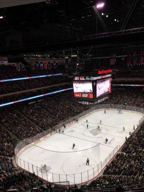 Xcel Energy Center, section: 223, row: 6, seat: 9
