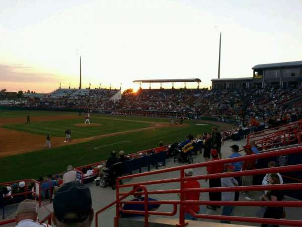 USSSA Space Coast Complex, section: 203, row: 5, seat: 1