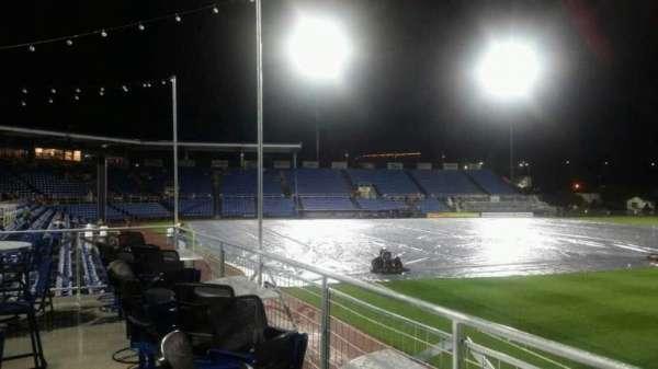 NYSEG Stadium, section: deck