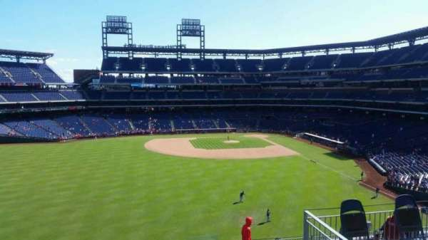 Citizens Bank Park, section: Harry the ks, row: na, seat: na