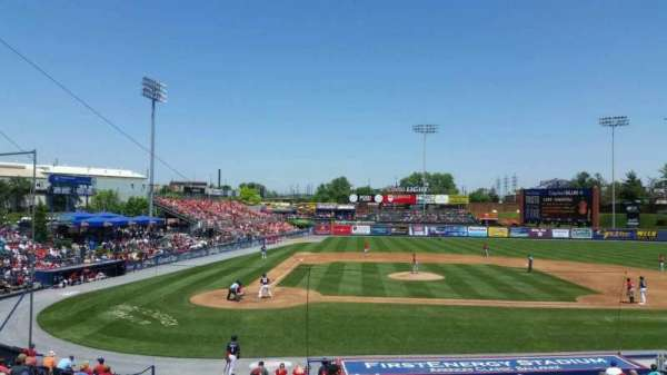 FirstEnergy Stadium (Reading), section: Box 2, row: 25, seat: 2