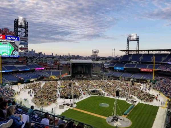 Citizens Bank Park, section: 322, row: 6, seat: 20