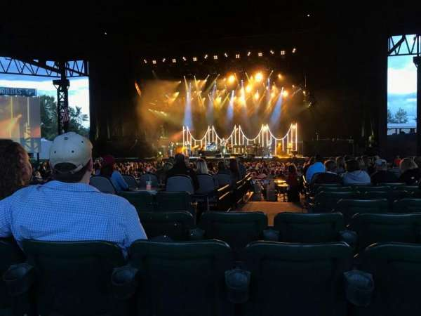 S&T Bank Music Park, section: 6, row: N, seat: 15