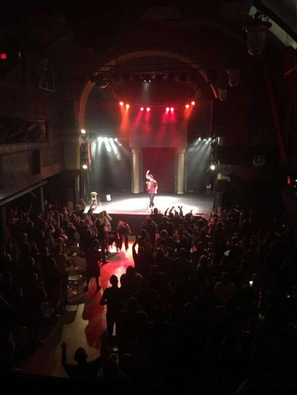 Mr. Smalls Theatre, section: SUBALC, seat: 8