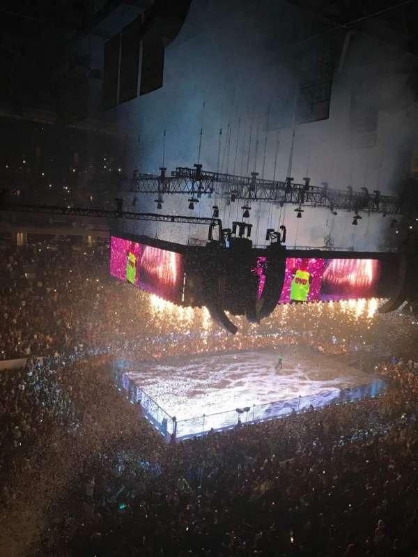 TD Garden, section: BAL 304, row: 2, seat: 6
