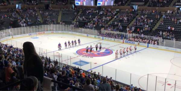 Nassau Veterans Memorial Coliseum, section: 239, row: 5, seat: 10