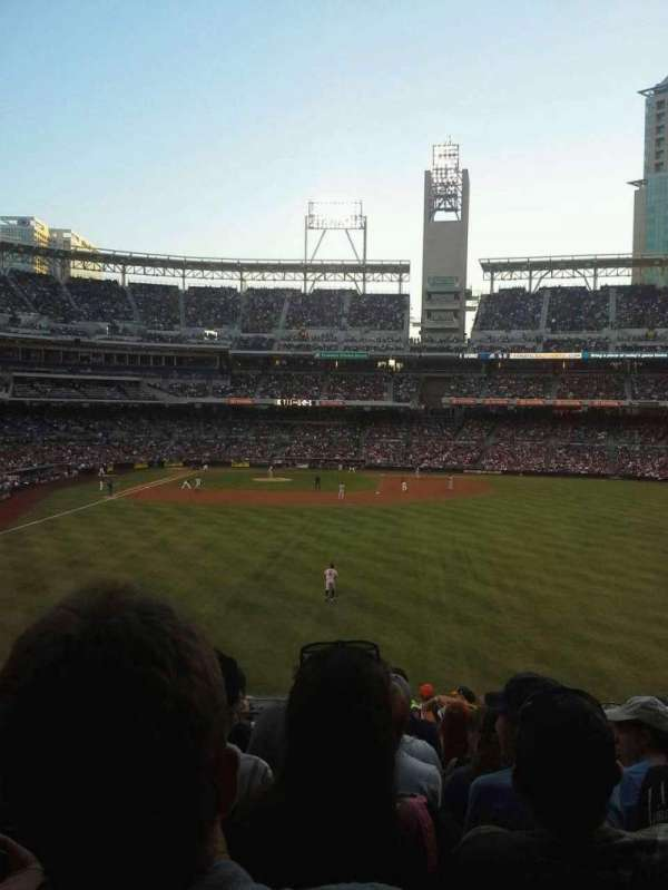 PETCO Park, section: 133, row: 16, seat: 12