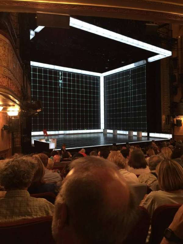 Ethel Barrymore Theatre, section: Orchestra R, row: M, seat: 12