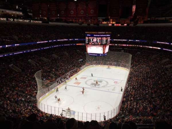 Wells Fargo Center, section: 208, row: 12, seat: 12