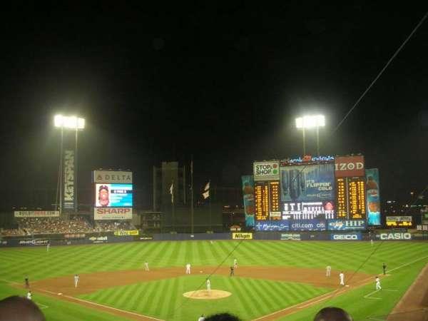 Shea Stadium, section: Lodge 4