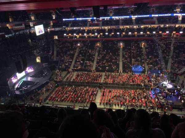 Little Caesars Arena, section: 226, row: 6, seat: 11
