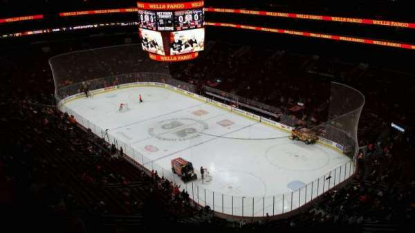 Wells Fargo Center, section: 217, row: 15, seat: 10