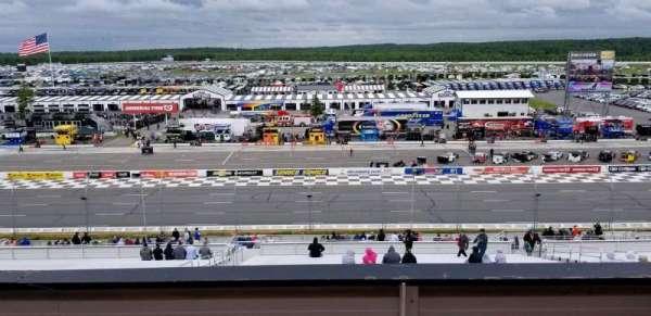 Pocono Raceway, section: 315, row: B, seat: 7