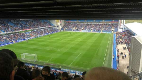 Ewood Park, section: S05, row: 15, seat: 4