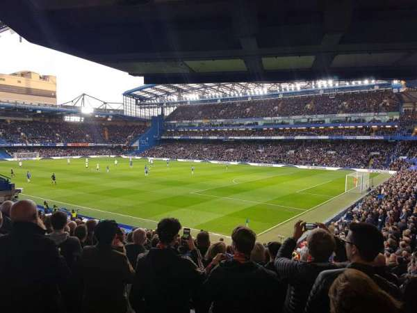 Stamford Bridge, section: Matthew Harding Stand, row: CC, seat: 201