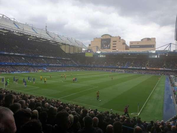 Stamford Bridge, section: Matthew Harding Lower, row: X, seat: 321