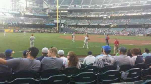 Miller Park, section: 126, row: 7, seat: 13