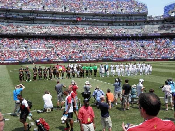 M&T Bank Stadium, section: 127, row: 3, seat: 20