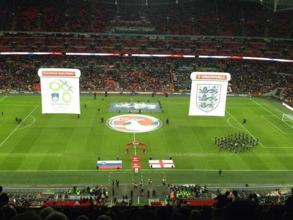 Wembley Stadium, section: 501, row: 18, seat: 6
