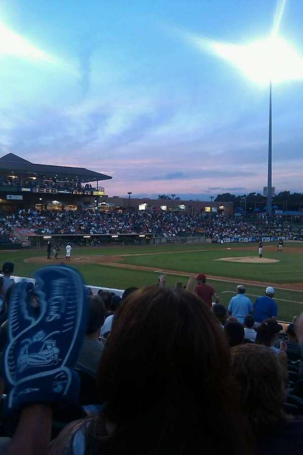 FirstEnergy Park, section: 103, row: 7