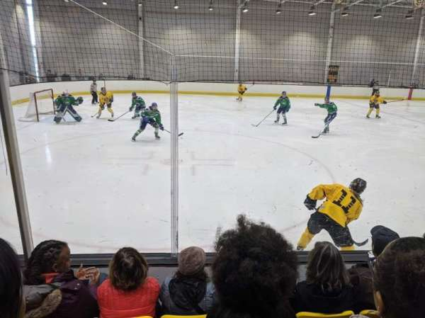 Warrior Ice Arena, section: 5, row: D, seat: 11