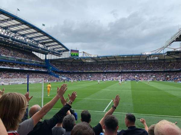 Stamford Bridge, section: Shed End Lower 3, row: 8, seat: 87