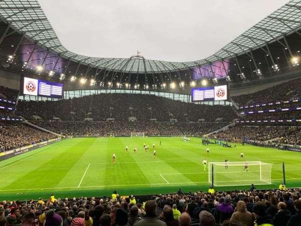 Tottenham Hotspur Stadium, section: 114, row: 27, seat: 405