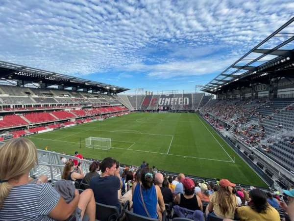 Audi Field, section: 135, row: 20, seat: 15