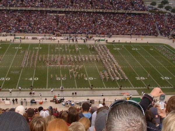 Kyle Field, section: 332, row: 15, seat: 14