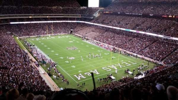 Kyle Field, section: 349, row: 23, seat: 17