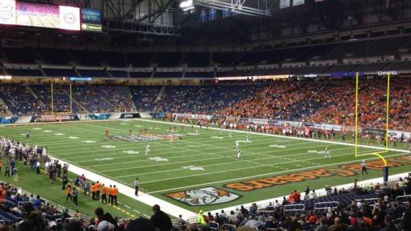 Ford Field, section: 113, row: 30, seat: 15