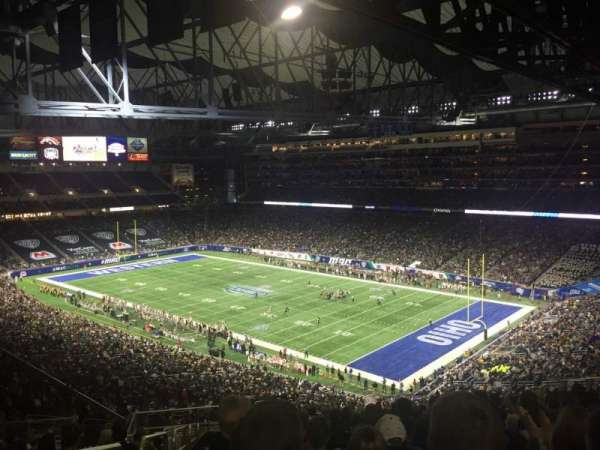 Ford Field, section: 338, row: 19, seat: 2