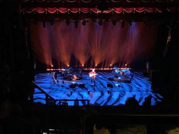Beacon Theatre, section: UPBALC, row: G, seat: 101