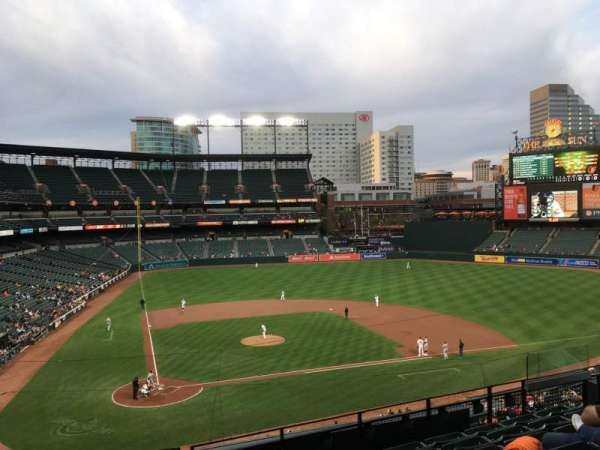 Oriole Park at Camden Yards, section: 228, row: 7, seat: 11