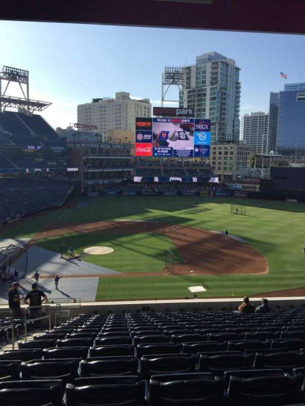 PETCO Park, section: 207, row: 15, seat: 3