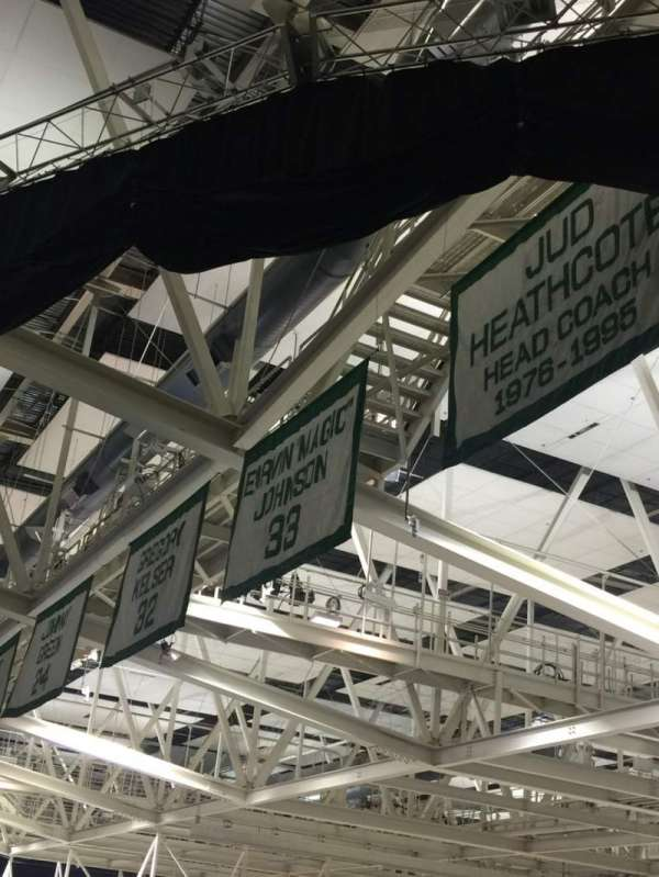 Breslin Center, section: 205, row: 7, seat: 103