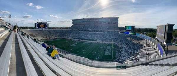 Spartan Stadium, section: 105, row: 10, seat: 25