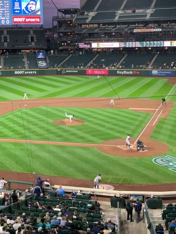 T-Mobile Park, section: 233, row: 4, seat: 4
