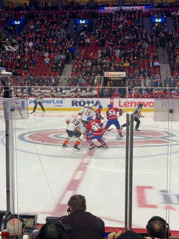 Centre Bell, section: 113, row: FF, seat: 6