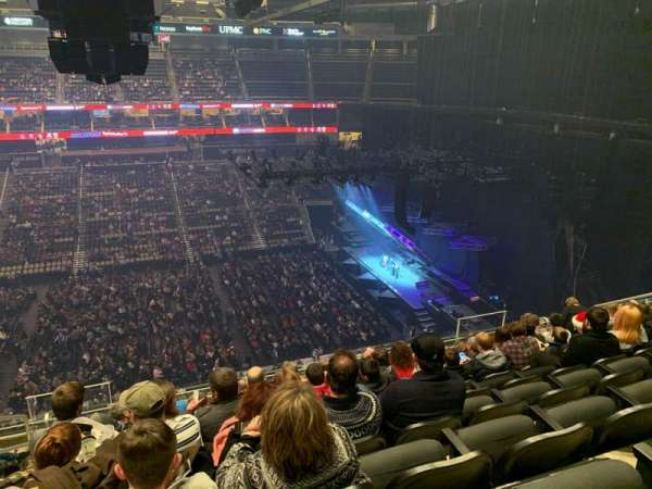 PPG Paints Arena, section: 202, row: K, seat: 13