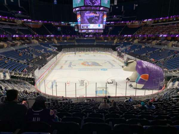 Amway Center, section: 101, row: 27, seat: 23