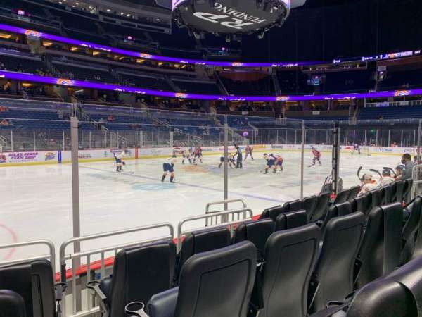 Amway Center, section: 116, row: 5, seat: 13