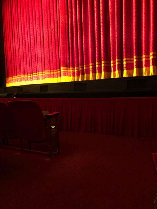 Cadillac Palace Theater, section: Orch, row: C, seat: 2