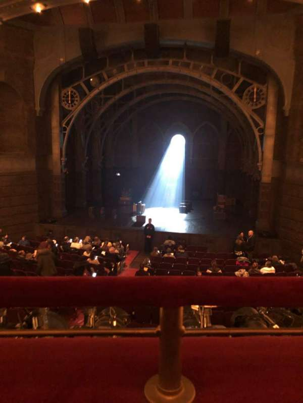 Lyric Theatre, section: Dress Circle, row: A, seat: 117