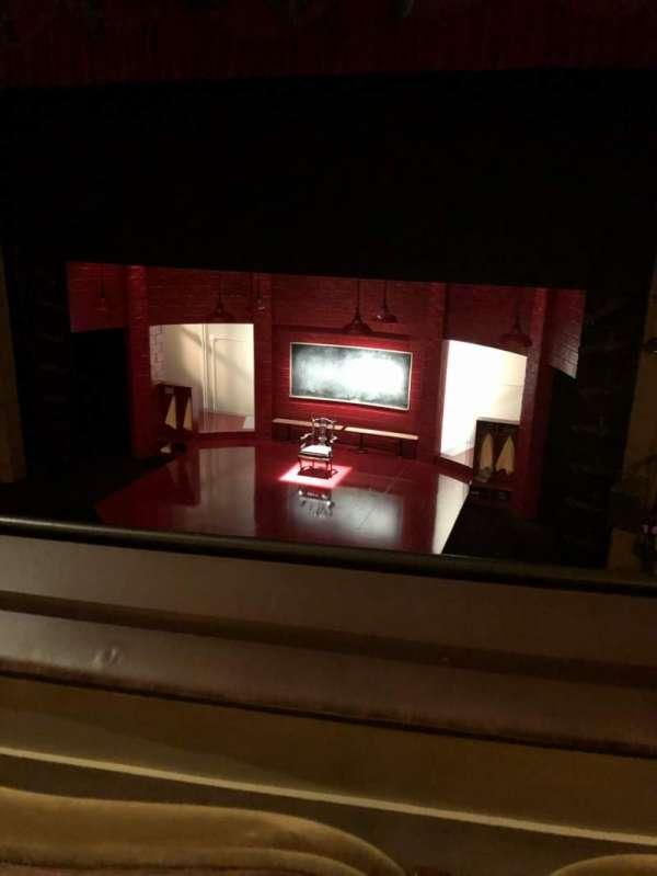 Samuel J. Friedman Theatre, section: Mezz, row: B, seat: 119