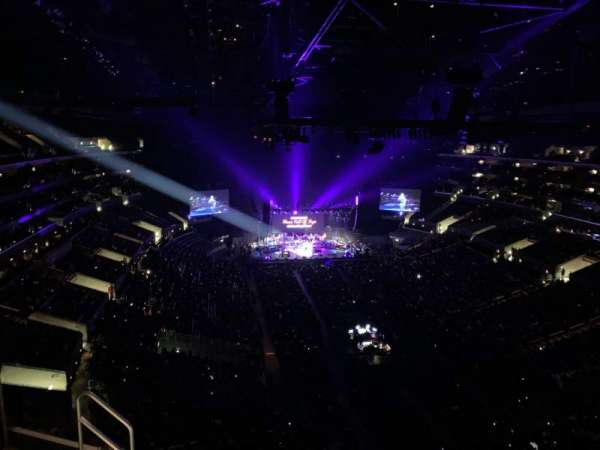 Staples Center, section: 311, row: 7, seat: 19