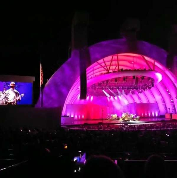 Hollywood Bowl, section: Terrace 5, row: 1756, seat: 4