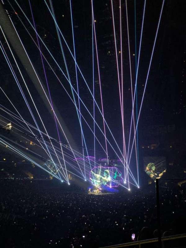 Staples Center, section: PR9, row: 6, seat: 12
