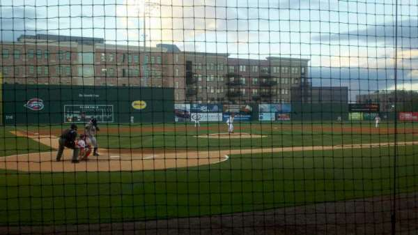 Fluor Field, section: 109, row: D, seat: 3