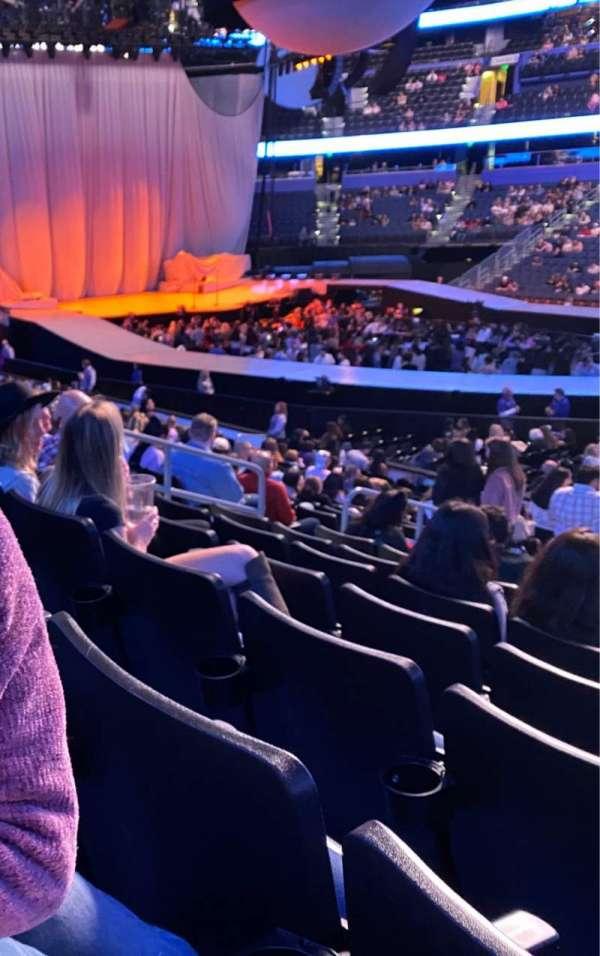 Amalie Arena, section: 115, row: V, seat: 10